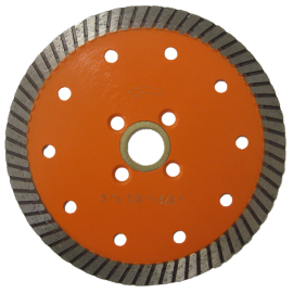 "5"" Heavy-Duty Granite Turbo Diamond Blade"